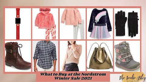 The Teelie Blog | What to Buy at the Nordstrom Winter Sale 2021 | Teelie Turner