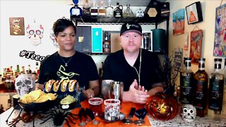 Tequila Tuesday with Anteel Tequila: Halloween Edition
