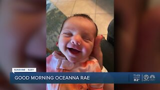 Sunshine Baby for May 25, 2021
