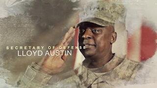 First African American U.S. Defense Secretary - Lloyd Austin