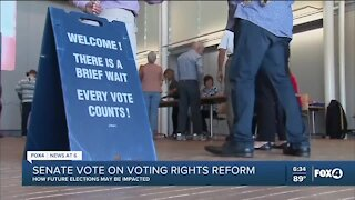 Congress and voting rights