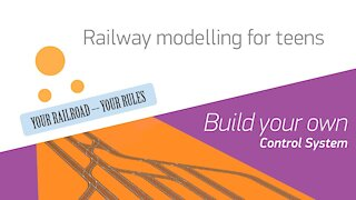 Your own railway control system