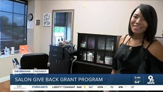 Grant program gives $200K to black women-owned salons affected by COVID-19