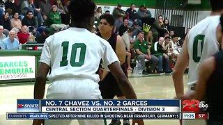 Six boy's basketball teams advance to Quarterfinals