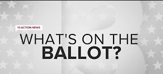 What's on the ballot in Nevada?