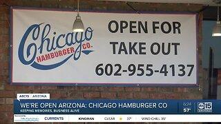 We're Open, Arizona: Chicago Hamburger Co. talks finding footing during coronavirus