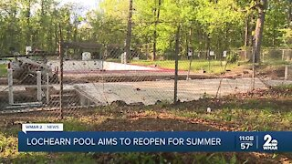 Lochearn Community Club making a push to save summer season
