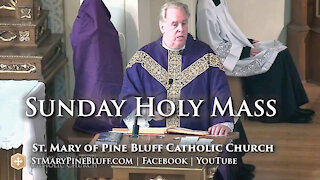 Sermon for the Fifth Sunday of Lent, March 21, 2021