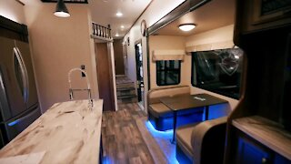 Rent an RV for travel this summer