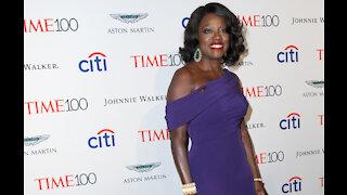 Viola Davis praises 'hero' Chadwick Boseman