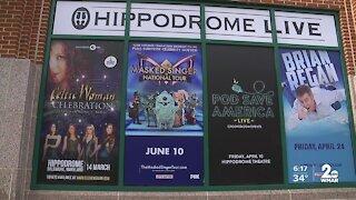 Hippodrome announces fall return, new show schedule