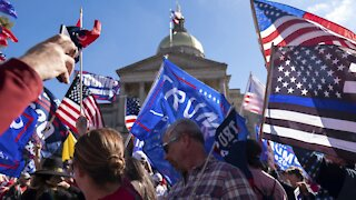 Trump Campaign Requests Recount Of Georgia Presidential Votes