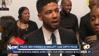 Police: new evidence in Smollett case shifts focus