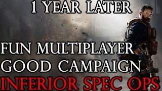 """""""1 Year Later"""" - Call of Duty Modern Warfare 2019 Review"""