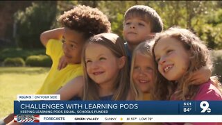 Some voice concern over inequality in learning pods