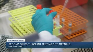COVID-19 testing coming to Southern Palm Beach County