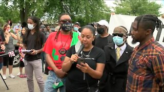 Blake family pushes for peace and justice in Kenosha