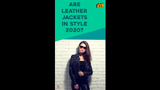 Why Every Woman Should Have At least One Leather Jacket In her Closet? *