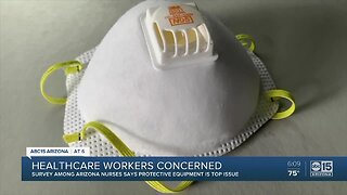 Arizona healthcare workers concerned