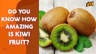 Top 4 Health Benefits Of Kiwi Fruit
