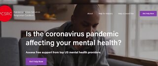New website offers mental health help