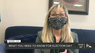 DECISION 2020: What you need to know for Election Day