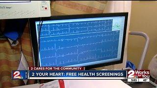2 Your Heart: Free health screenings