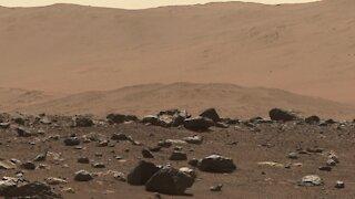 NASA's Perseverance Mars Rover Snaps Highest-Resolution Panorama Yet