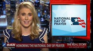 The Real Story - OANN Prayer Cancelled in Biden's America