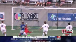 Kearney claims first Class A State Soccer Championship