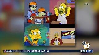 The Simpsons predicted the coronavirus outbreak?