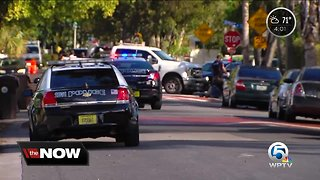 Police: Man shot at officer in West Palm Beach