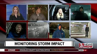 KMTV Storm Coverage 6 p.m. Part 1 1/17