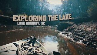 Exploring the lake