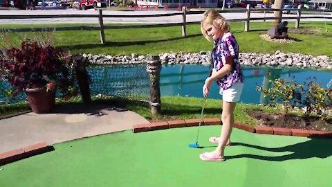 Kid Mini Golf Lake of Ozarks Missouri