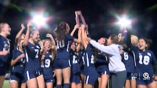 Boca Raton girls soccer claims district title