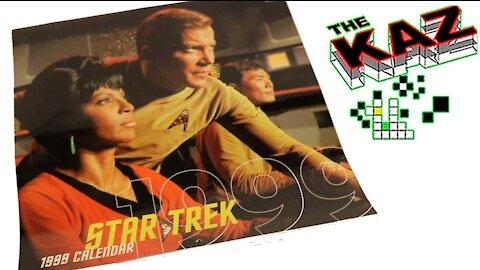 1999 Star Trek Calendar