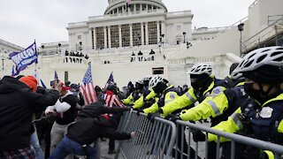 Capitol Police Slated To Run Out of Money