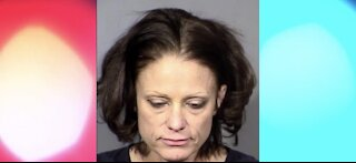 Arrest report: Woman upset about eviction throws hatchet at neighbor, aggressive with police