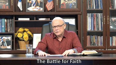 The Battle for Faith