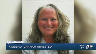 Kimberly Graham arrested on homicide charges