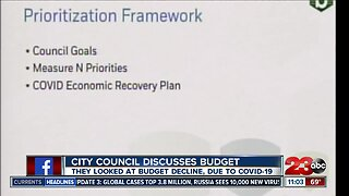 Bakersfield City Council discuss fiscal year 2020-21 budget