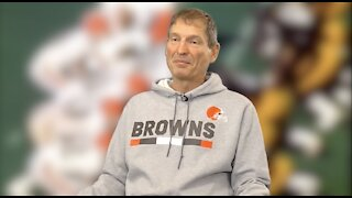 Bernie Kosar's '85 Draft audible to become a Cleveland Brown