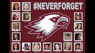 Community marks 3 years since deadly shooting at Marjory Stoneman Douglas High School