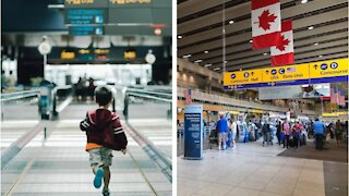 Travelling With Kids 'Will Be Challenging' Under Canada's New Travel Rules & Here's Why