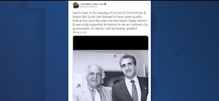 Former mayor Ron Lurie dies at 79