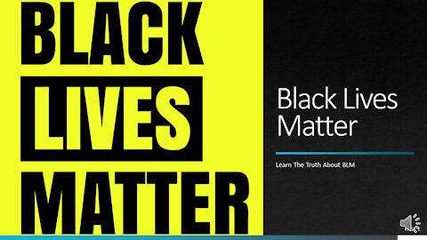 Black Lives Matter Webinar