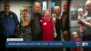 Remembering Doctor Lost to COVID-19