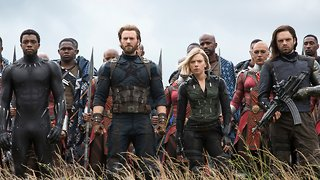 'Avengers: Endgame' Tickets Crush Records