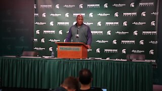 Rivalry Week is officially here, and the undefeated Spartans are trying to 'eliminate the drama'